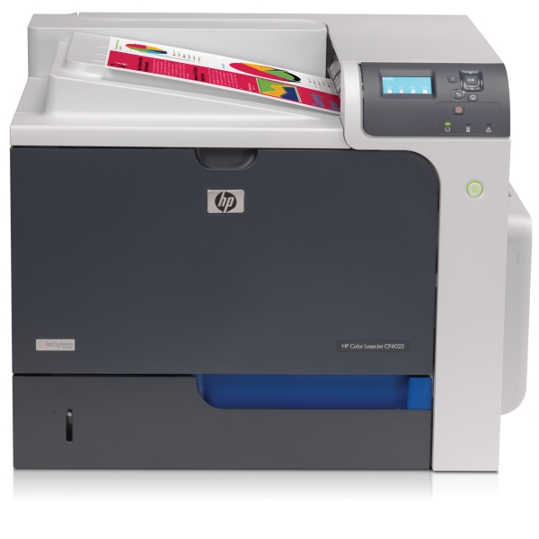Принтер цветной HP Color LaserJet Enterprise CP4025dn (CC490A#B19)