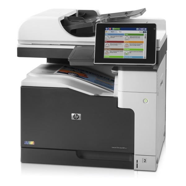 Цветное МФУ HP LaserJet Enterprise 700 M775dn, А3,  CC522A
