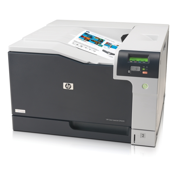 Принтер цветной HP Color LaserJet Professional CP5225dn,  CE712A