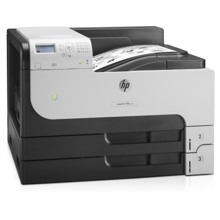 Принтер лазерный HP LaserJet Enterprise 700 Printer M712dn, CF236A