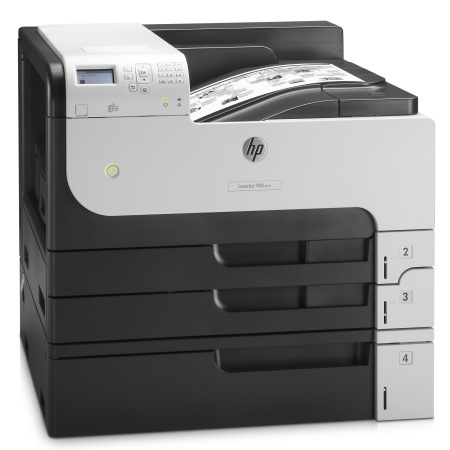Принтер лазерный HP LaserJet Enterprise 700 Printer M712xh, CF238A
