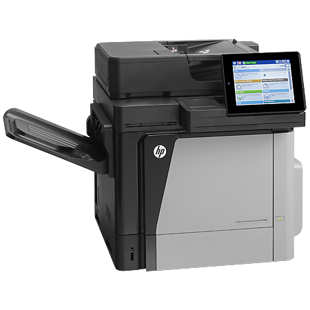 МФУ HP LaserJet Enterprise Color MFP M680dn, CZ248A