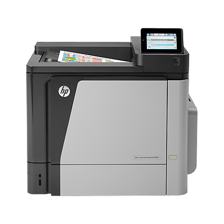 Принтер цветной HP Color LaserJet Enterprise M651dn Printer. CZ256A