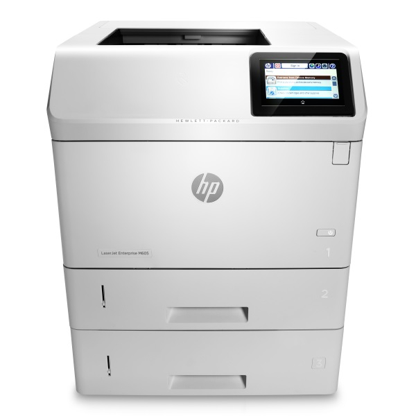 Принтер лазерный HP LaserJet Enterprise 600 M605x E6B71A