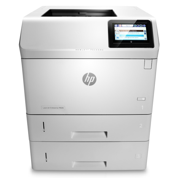Принтер лазерный HP LaserJet Enterprise 600 M606x, E6B73A