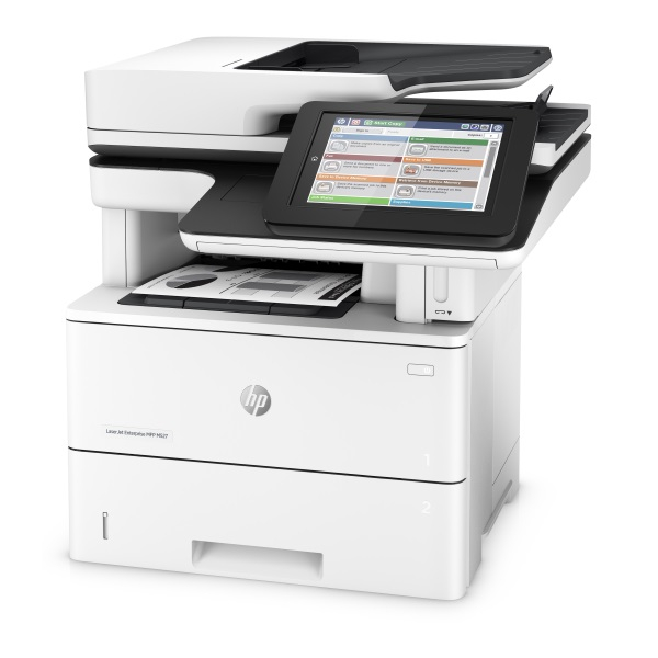 Лазерное МФУ HP LaserJet Enterprise Flow MFP M527c, F2A81A