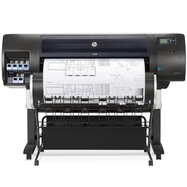 Плоттер HP Designjet T7200 Production Printer, F2L46A