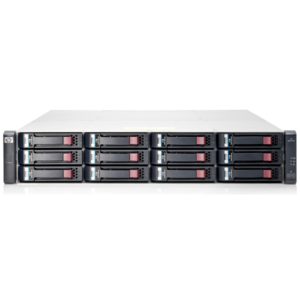 Система хранения HP MSA 1040 SAS DC LFF Modular Smart Array System (2U