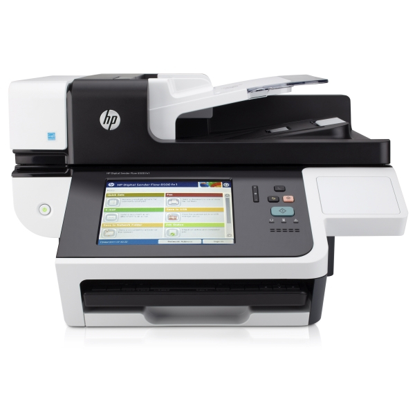 Сканер HP Digital Sender Flow 8500 fn1 Document Capture Workstation, L2719A