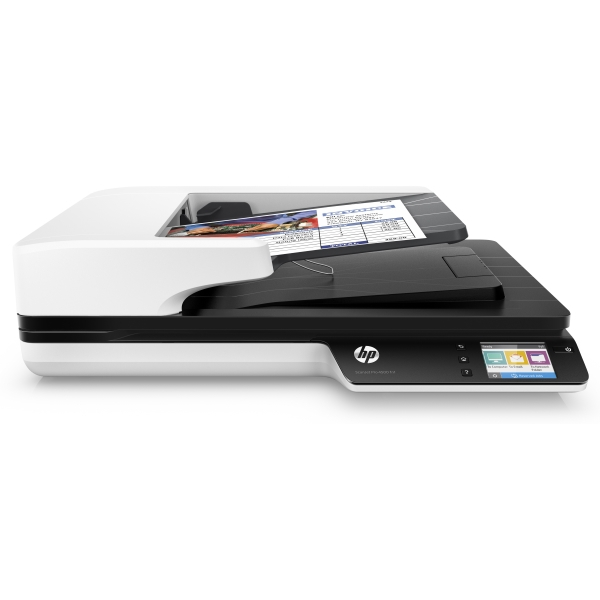 Сетевой сканер HP ScanJet Pro 4500 fn1 Network Scanner L2749A