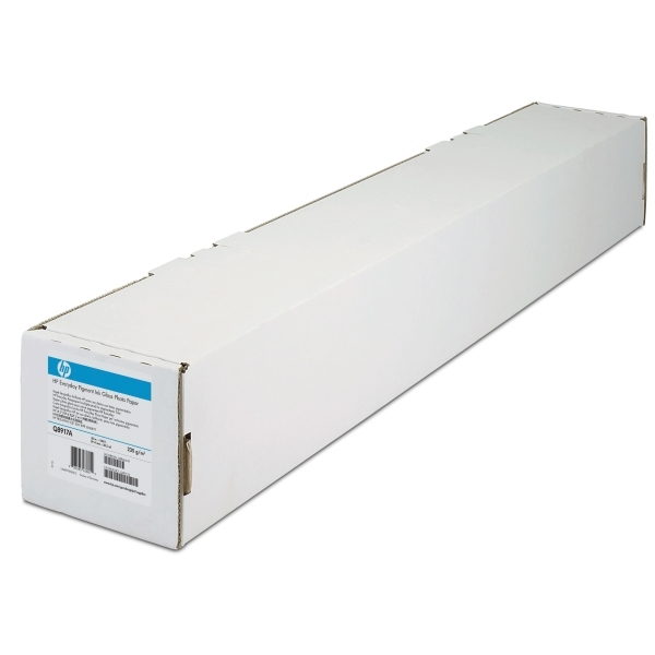 Бумага HP Bright White Inkjet Paper-594 mm x 45.7 m (23.39 in x 150 ft) (Q1445A)
