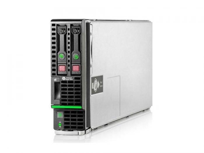 Блейд сервер НP ProLiant BL4XXc  727029-B21