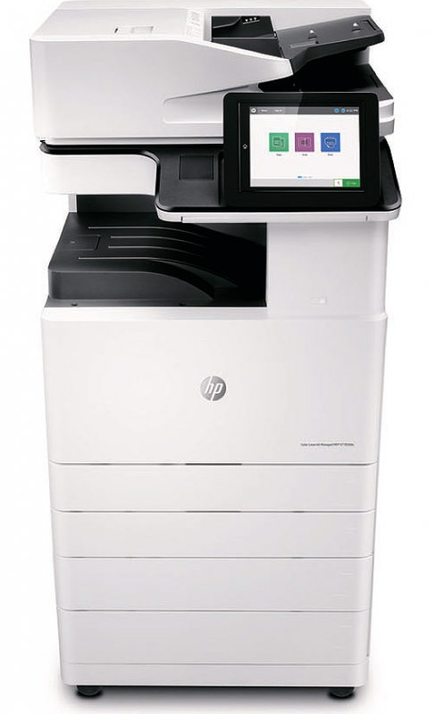 Контрактное МФУ HP Color LaserJet Managed MFP E77830dn