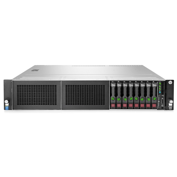 2-ух Процессорный сервер HP  ProLiant DL180 Gen9 /2U в стойку  778455-B21