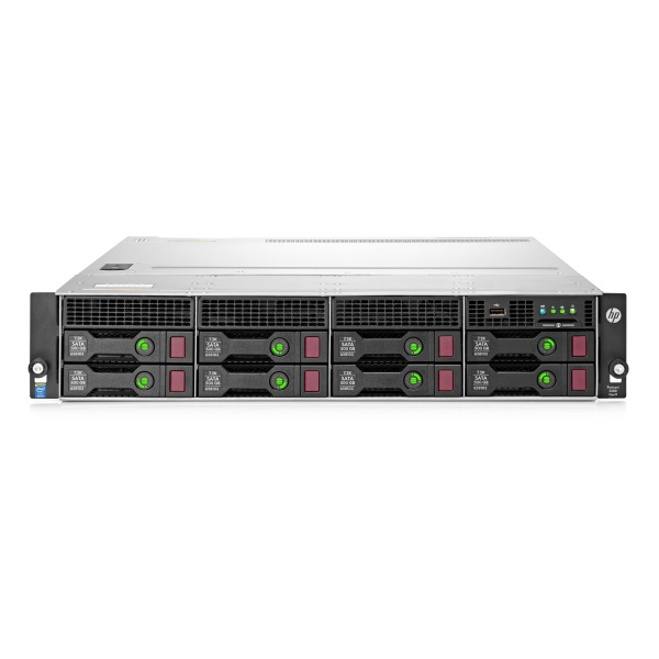 1 Процессорный сервер HPE Proliant DL80 Gen9 Hot Plug Rack(2U) в стойку 833869-B21