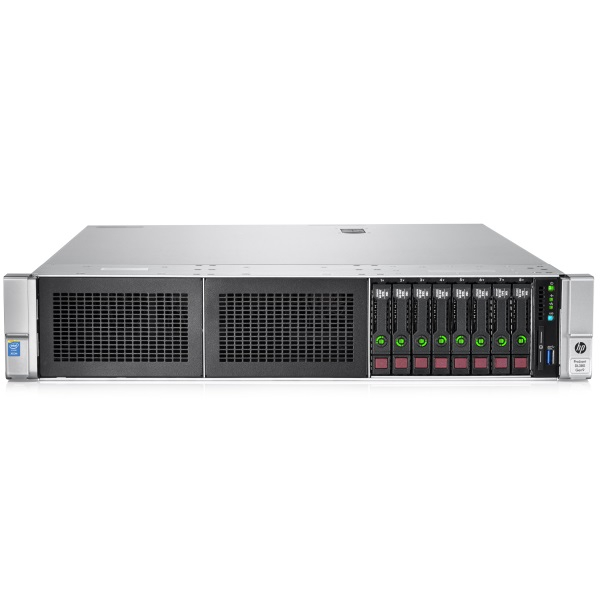 2-ух Процессорный сервер HPE ProLiant DL380 Gen9 Rack(2U) в стойку 848774-B21