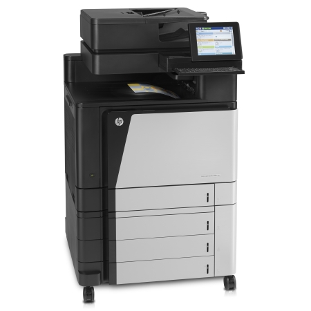 МФУ HP Color LaserJet Enterprise flow M880z A2W75A#B19, цветное, лазерное, А3