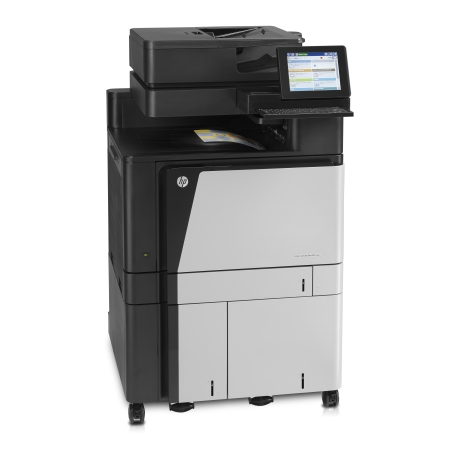 МФУ HP Color LaserJet Enterprise  A2W76A#B19, цветное, лазерное