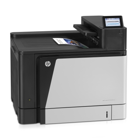 Принтер HP Color LaserJet Enterprise M855dn A2W77A#B19, лазерный, цветной