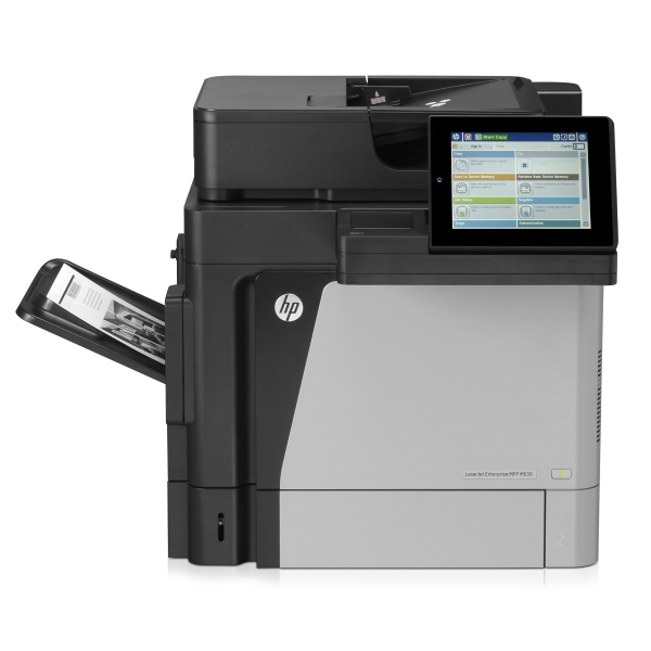 МФУ HP LaserJet Enterprise M630dn, А4, ч.б,  B3G84A