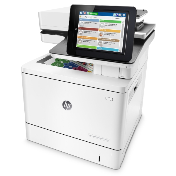 Цветное МФУ HP Color LaserJet Enterprise M577f, А4,  B5L47A